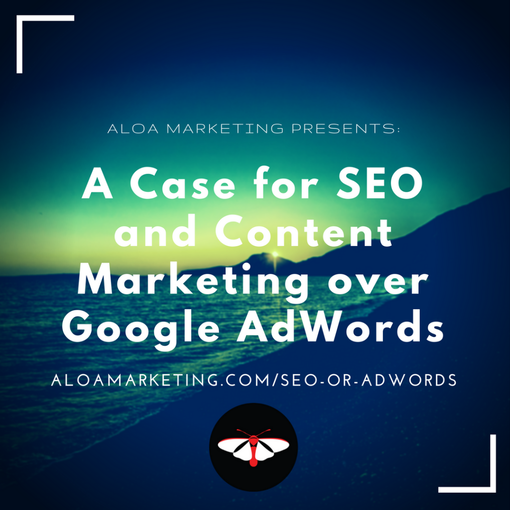 Why is SEO Better Than Google AdWords?
